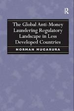 The Global Anti-Money Laundering Regulatory Landscape in Less Developed Countries