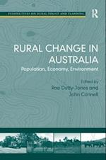 Rural Change in Australia (PERSPECTIVES ON RURAL POLICY AND PLANNING)