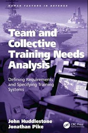 Team and Collective Training Needs Analysis