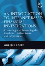 Introduction to Internet-Based Financial Investigations