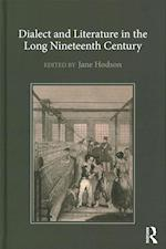 Dialect and Literature in the Long Nineteenth-Century
