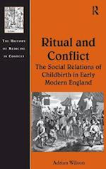 Ritual and Conflict (The History of Medicine in Context)
