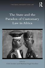 The State and the Paradox of Customary Law in Africa (Cultural Diversity and Law)
