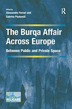 The Burqa Affair Across Europe af Alessandro Ferrari