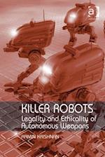 Killer Robots af Armin Krishnan