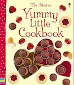 Yummy Little Cookbook Spiral Edition (Usborne First Cookbooks S)