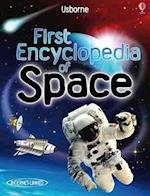 First Encyclopedia of Space (Usborne First Encyclopaedias S)