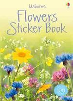 Flowers Sticker Book af William Giles, Joyce Bee, Hilary Burn