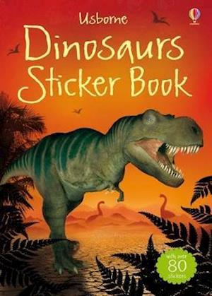Dinosaurs Spotters Sticker Book