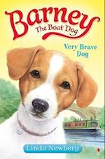 Barney the Boat Dog: Very Brave Dog af Linda Newbery