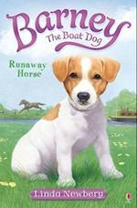 Barney the Boat Dog Runaway Horse! af Linda Newbery