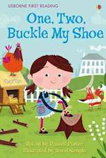 One, Two Buckle My Shoe (Usborne First Reading, nr. 2)
