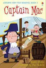 Captain Mac (Usborne Very First Reading, nr. 02)