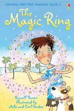 The Magic Ring (Usborne Very First Reading, nr. 05)