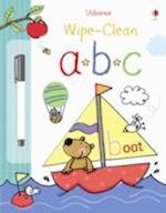 Wipe-Clean Alphabet (Usborne Wipe Clean Books)