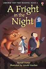 A Fright in the Night (Usborne Very First Reading, nr. 06)