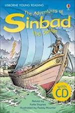 The Adventures of Sinbad the Sailor (Young Reading CD Packs)