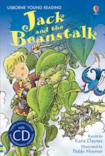 Jack and the Beanstalk (Usborne Young Reading, nr. 1)
