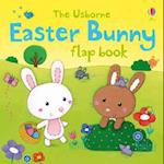 Easter Bunny Flap Book (Usborne First Sticker Books)