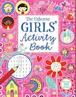 Girl's Activity Book af Various