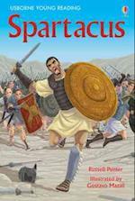 Spartacus (Usborne Young Reading)