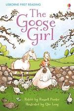 The Goose Girl (Usborne First Reading)