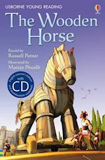 The Wooden Horse [Book with CD] (Young Reading Series, 1)