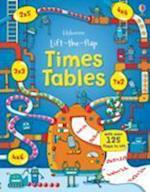 Lift the Flap Times Tables Book (Lift-The-Flap)