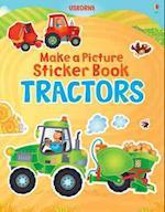 Make a Picture Sticker Book (Make a Picture Sticker Books)