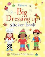 Big Dressing-up Sticker Book