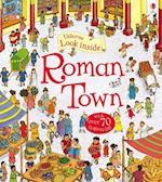 Look Inside a Roman Town (Look Inside)