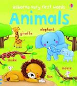 Very First Words Animals (Very First Words)