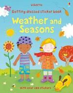 Getting Dressed Sticker Book (Getting Dressed Sticker Books)