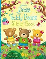 Dress the Teddy Bears Sticker Book (Dress the Teddy Bears)