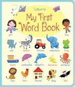 My First Word book (Very First Words)