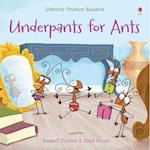 Underpants for Ants (Phonics Readers)