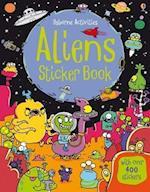 Aliens Sticker Book (Sticker Books)