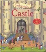Look Inside a Castle (Look Inside Board Books)