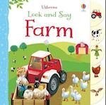 Look and Say Farm (Usborne Look and Say)