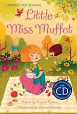 Little Miss Muffet (English Learners)