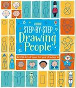 Step-by-Step Drawing People (Step by Step Drawing Book)