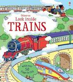 Look Inside Trains (Look Inside)