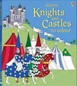 Knights and Castles to Colour (Colouring Books)