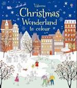 Christmas Wonderland to Colour (Colouring Books)