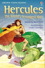 Hercules The World's Strongest Man (Usborne Young Reading: Series Two)