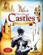 Castles Sticker Book (Information Sticker Books)