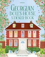 Georgian Doll's House Sticker Book (Dolls House Sticker Books)