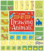 Step-by-Step Drawing Animals (Step by Step Drawing Book)