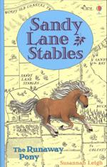 Sandy Lane Stables - The Runaway Pony (Young Reading, nr. 4)