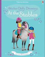 Sticker Dolly Dressing at the Stables (Sticker Dolly Dressing)